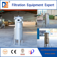High Filtration Precision Single Bag Filter For Water Treatment