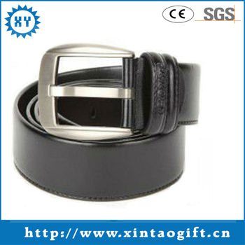 Hot sale metal buckle cheap custom belt bulks for men decoration