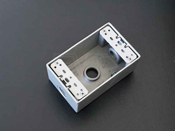 UL Listed Weatherproof Conduit Box for