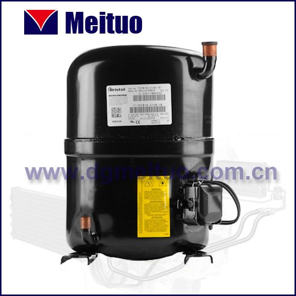10hp Refrigerator Bristol Piston Compressor H2bg124dbee