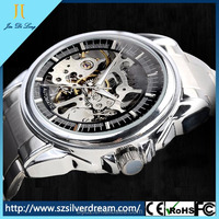 2016 Ebay Hot Sale Automatic Mechanical Men Brand Watch