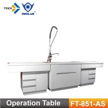 Dental Table for Pet Operation in Pet Clinic FT-851-AS