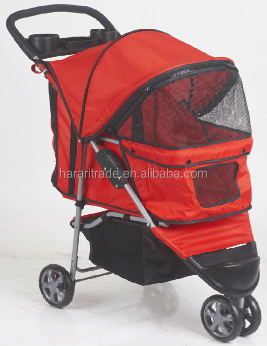 Convenient Baby Pram Stroller, buggy, Pushchair with three wheel