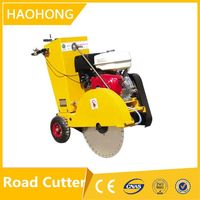 customize gasoline diesel engine road cutting machine road cutter concrete saw