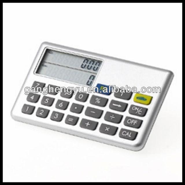 8 digit electronic calculator & immo code calculator & Double screen calculator