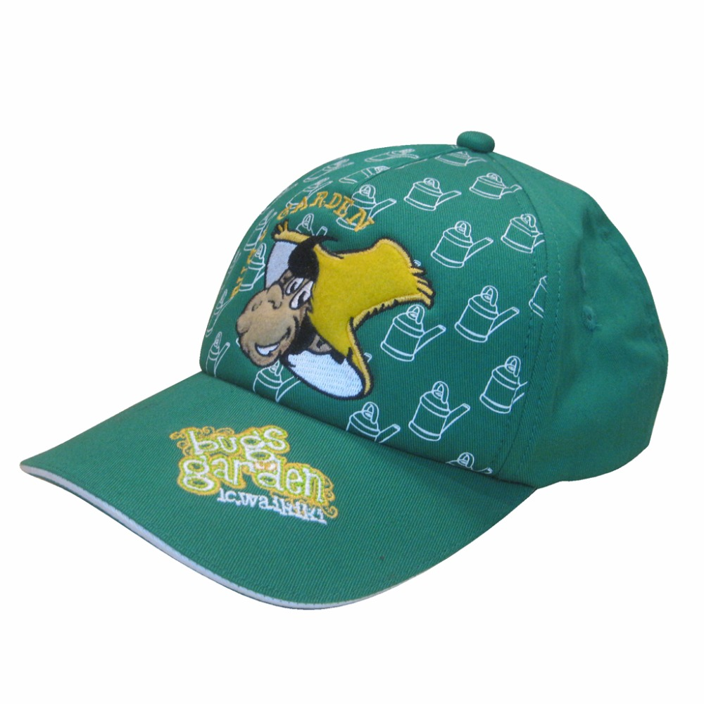 Brand new green Baby child hat cap for Best quality promotional