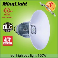 IP65 led high bay cover housing 2016 industrial light high bay