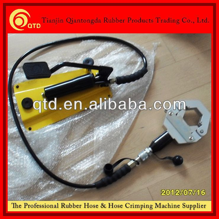 CHINA SUPPLIER OF HAND OPERATED AIR HOSE CRIMPER/AIR CONDITIONER HOSE CRIMPING MACHINE SALES PROMOTION!