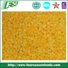 Wholesale low price high quality frozen mango fruit pulp