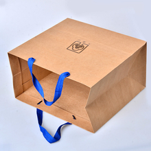 Custom size colorful paper bag in india price
