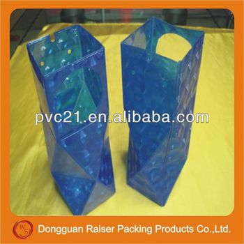 new style transparent plastic case packaging box