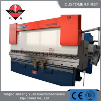 Competitive price bending machine sheet metal cutting and bending machine