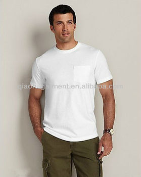 men's classic fit short sleeve legend pocket T-shirt