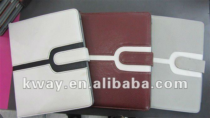 U Style SmartCase Leather Case Cover for the new iPad 3 iPad 2 KSH125