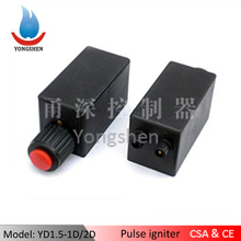 Electric Pulse igniter YD1.5-1D for gas stove