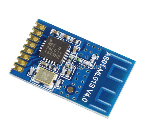 wireless transceiver module nRF24L01+ active RFID/2.4 G wireless data transmission module/CC2500