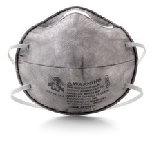 3M 8247 R95 Particulate/Dust Mask, Respirator, with Nuisance Level Organic Vapor Relief, DOSH approved