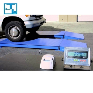 Most Accurate Portable Truck Axle Weight Scale