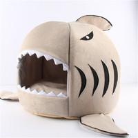 Amazon Hot Product Shark Bed For Small Dog Pet House
