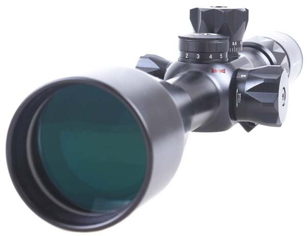 Vector Optics Countepunch 6-25x56 Best Tactical Front First Focal Plane Reticle Rifle Scope with FFP Riflescope for .50 Caliber