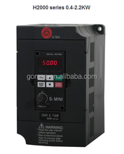 2.2KW AC Drive variable frequency drive 220v single phase output