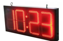 Hot New Design High Quality Event Digital Countdown Timer LED Clock