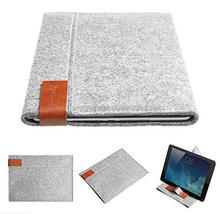Carrying felt Case Protective Bag Pouch for ipad