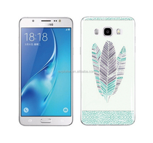 Free sample ultra thin soft Anti-Skid Shockproof Armor Case for samsung j5 note 8