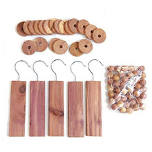Moth Proof Wood Clothes Coat Cedar Hangers