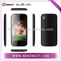 Low End 4inch MTK6515 Android 4.1 GSM Mobile Phone