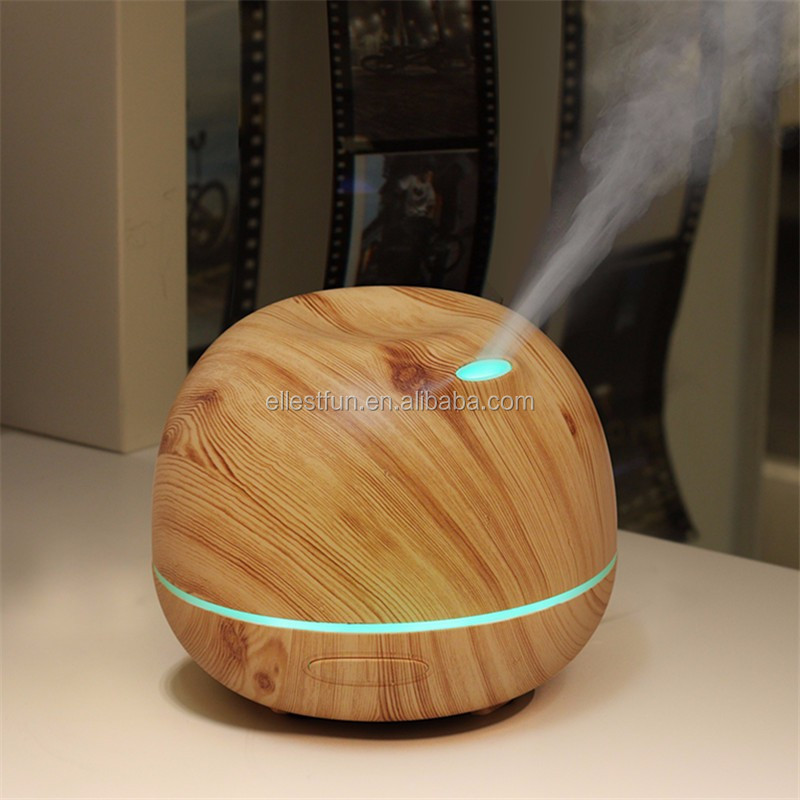 IONCARE New design Ultrasonic essential oil diffuser humidifier type wholesale aromatherapy diffuser GH2133B