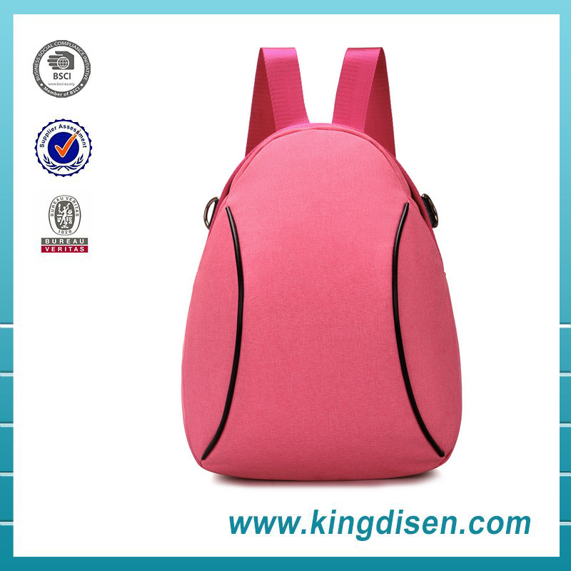 Factory promotion fashion polyester travel turtle backpack