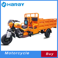 Chinese Manufacturer 150CC High Quality Cargo 3 Wheels Motorcycle for Sale