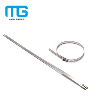 304 Stainless Steel Cable Ties with CE approval