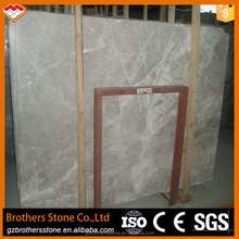 Newest design crema light marble tiles cheap dora cloud grey marble 36''x36'' polished marble tiles