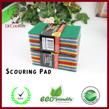 Kitchen Sponge or Cotton Rags with No Mildew Smel Dish Cloth Scrub Pads