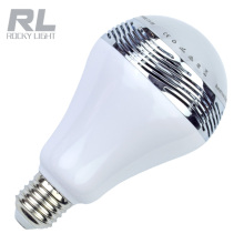 Remote+Sound Bluetooth musical controlled led color light bulb,led decoration bulb