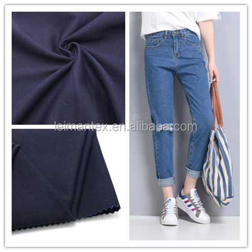 Alibaba china wholesale stretch knitted denim fabric prices