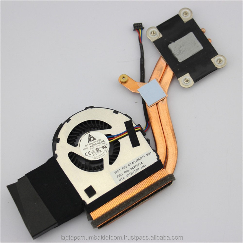 Original laptop internal cpu cooling fan with heatsink for IBM Lenovo Thinkpad X220 X220T X220I X230I X230T 04W1774 04W0435