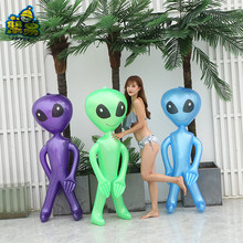 Hot sell for advertising custom inflatable alien toy balloon