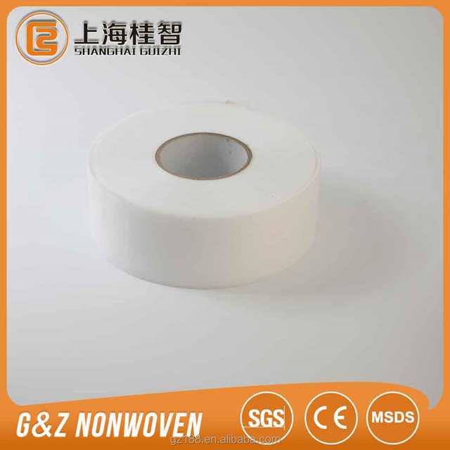Hot Sales Nonwoven depilatory wax paper professional nonwoven waxing strips roll for waxing