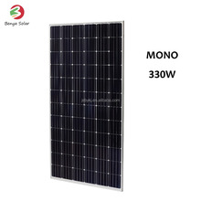 promotional cheapest monocrystalline solar panel 330W