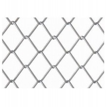 China best price hot-dipped galvanized pvc coated chain link fencing
