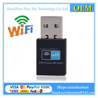 usb wifi adapter 300mbps 802.11n 2.4Ghz USB Wireless /RTL8192CUS WiFi USB Adapter