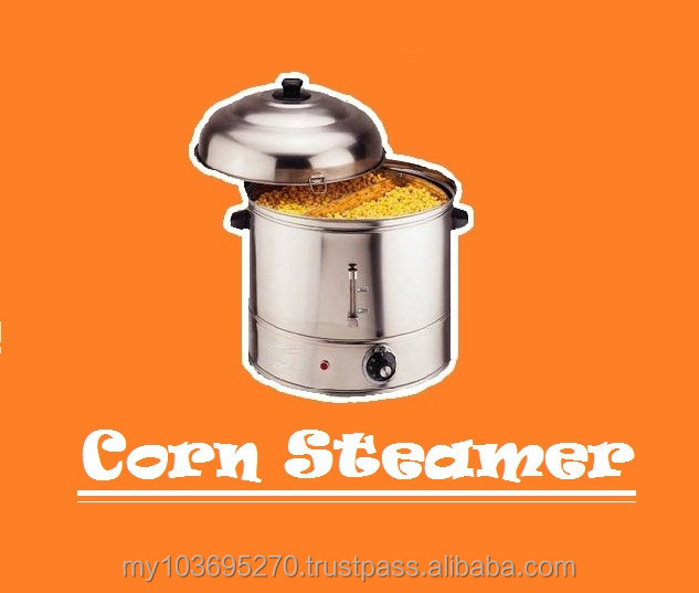 Corn Steamer (Electric / Gas )