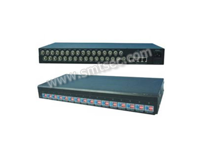 220VAC CCTV 16 channel Active Balun with Outstanding interference rejection for surveillance equipment SU-1610R