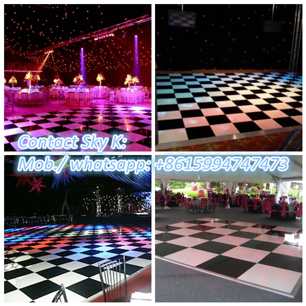 illuminated dance floor only 46.99USD diy dance floor on grass