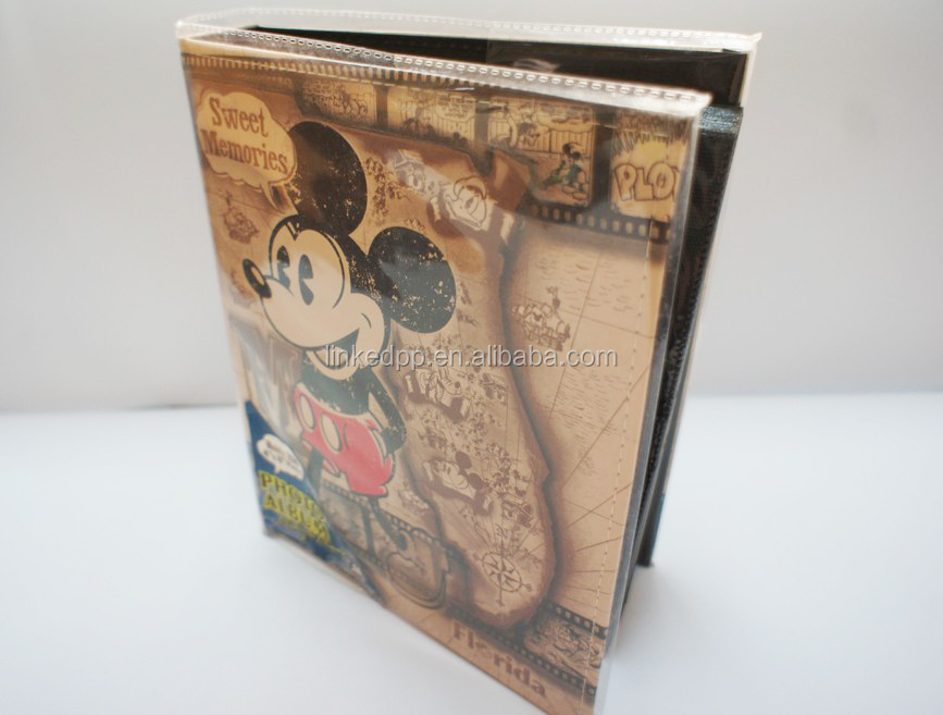 Durable Hardcover Customized Photo Album / Waterproof Cover