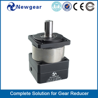 Large torque less backlash PR120 series high accuracy planetary reduction gearbox