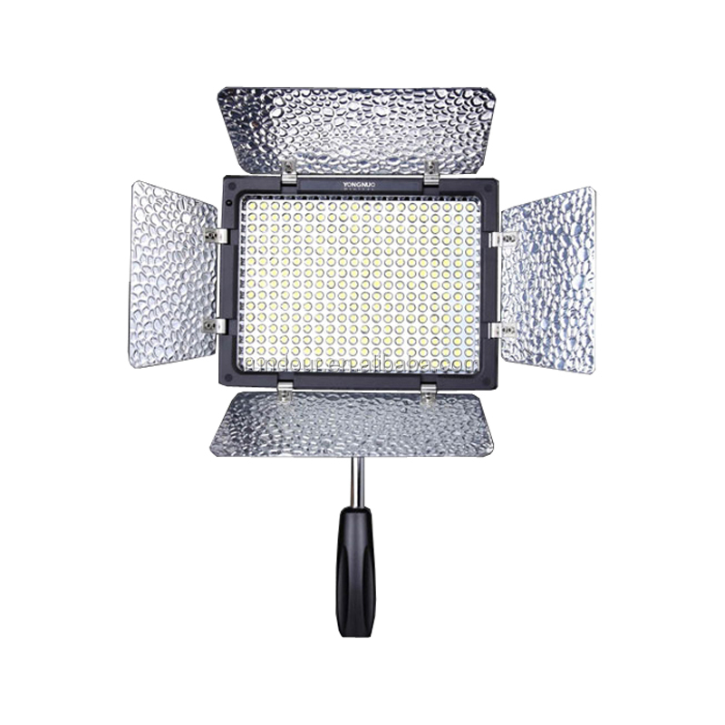 Bi-Color Yongnuo YN300 III YN-300 III 3200K-5500K Pro LED Video Light Studio Lights for Sony For Canon For Nikon Camera